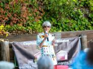 Former Director Carolyn Swift